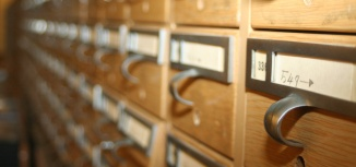 card-catalogue