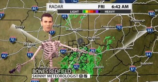 skeleton-weather