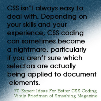 html-css-quote-about-finding-styles-by-vitaly-friedman
