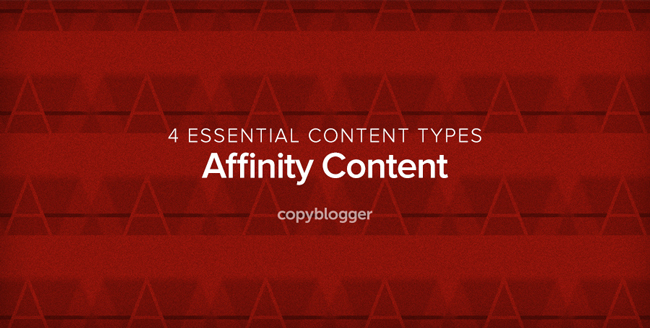 what-is-affinity-content