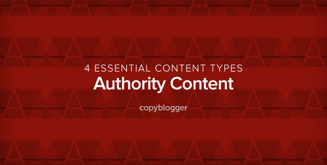 what-is-authority-content