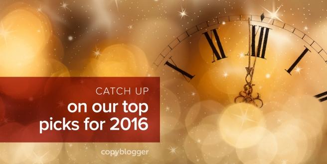 best-of-copyblogger-2016