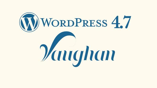 wordpress-4-7-vaughan