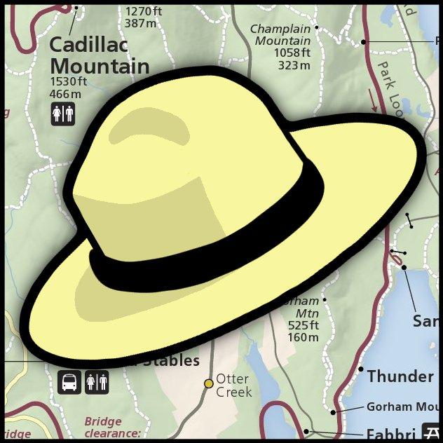 National Park Maps | NPMaps.com – just free maps, period. – The ...